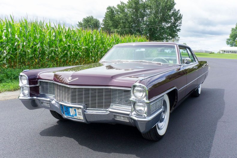 1965 Cadillac Coupe DeVille