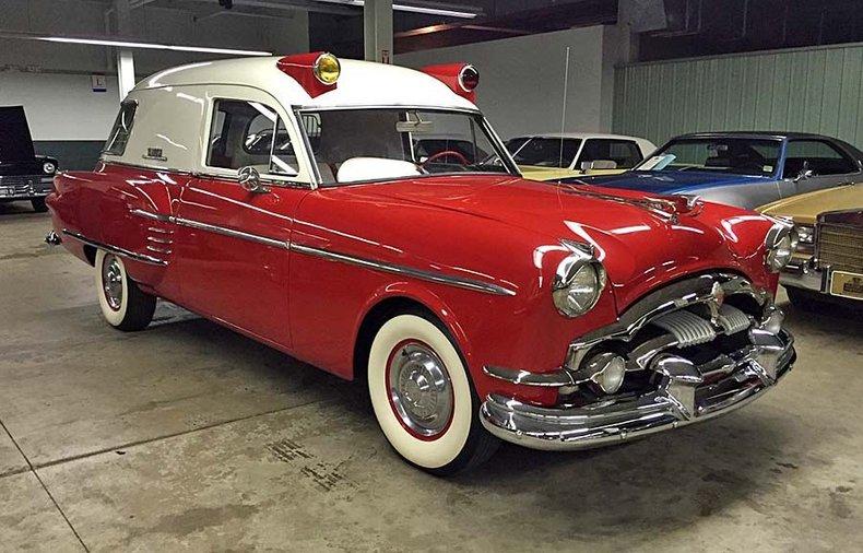 1954 Packard Henney Jr