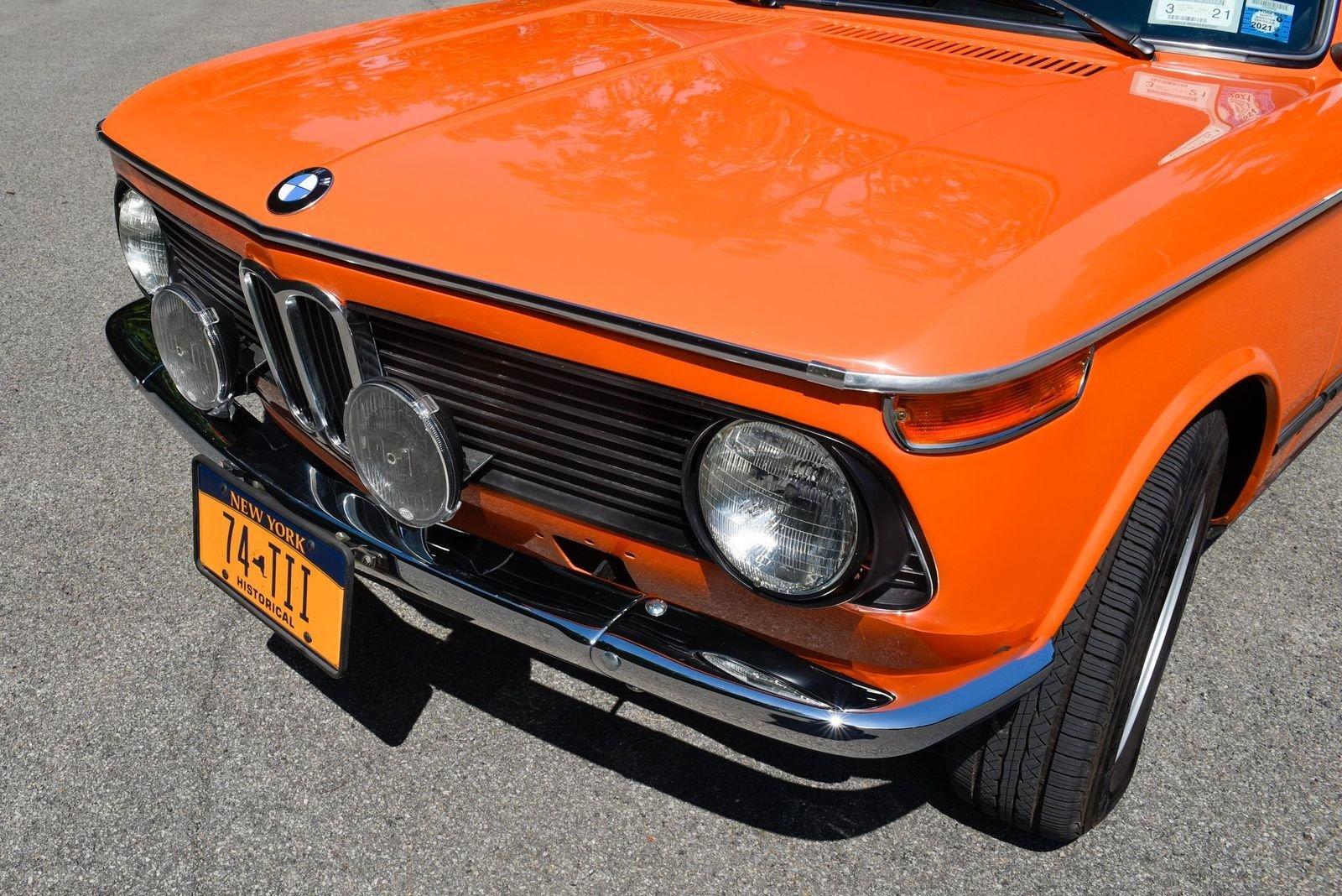 1974 Bmw 2002tii Saratoga Auto Auction