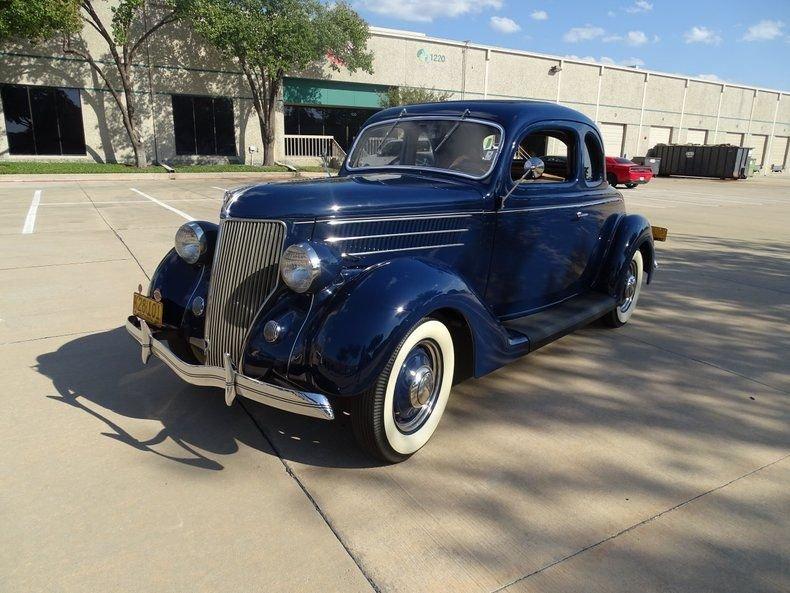 1936 Ford 5-Window