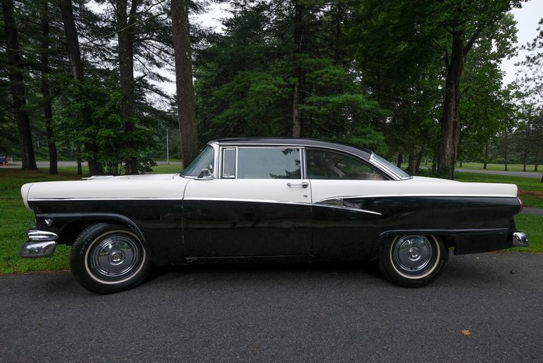 1956 Ford Custom Line