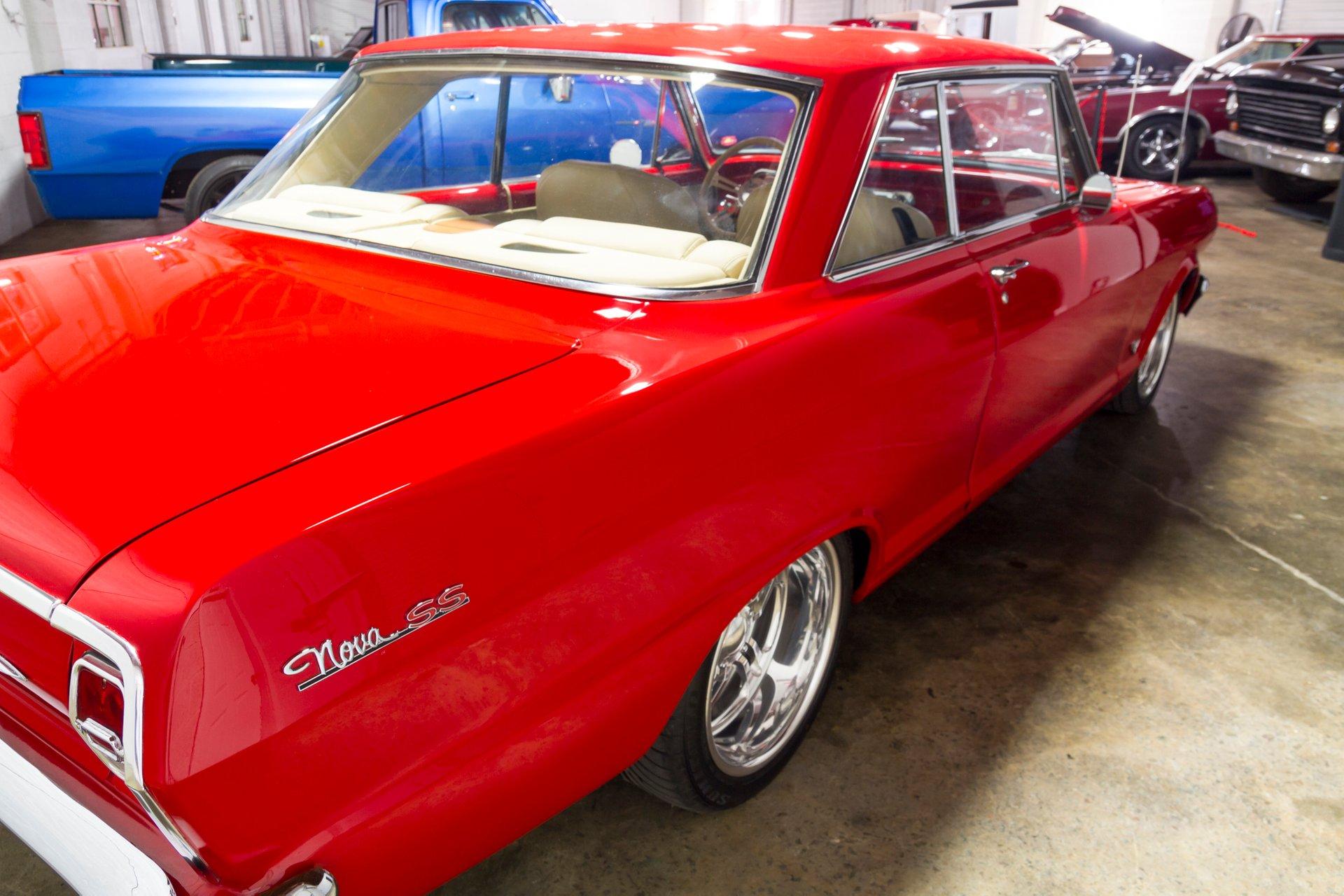 1963 Chevrolet Nova | Savannah Classic Cars