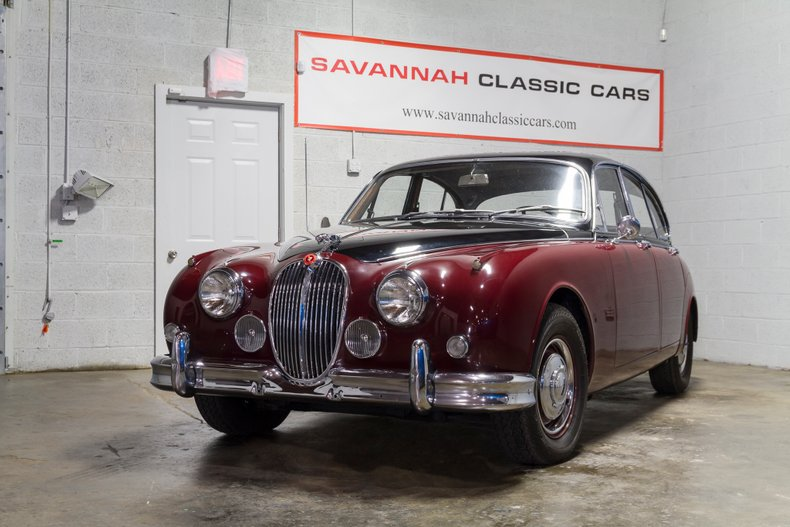1967 Jaguar Mark II For Sale