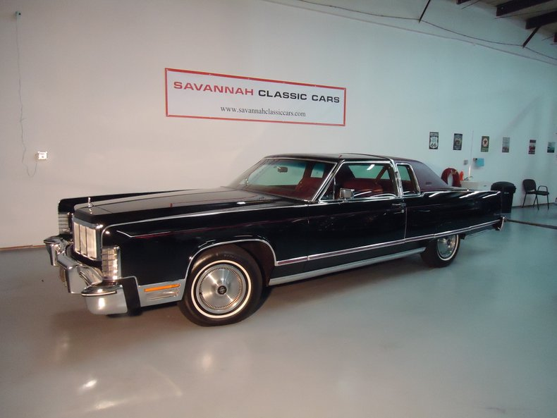 1976 Lincoln Continental For Sale