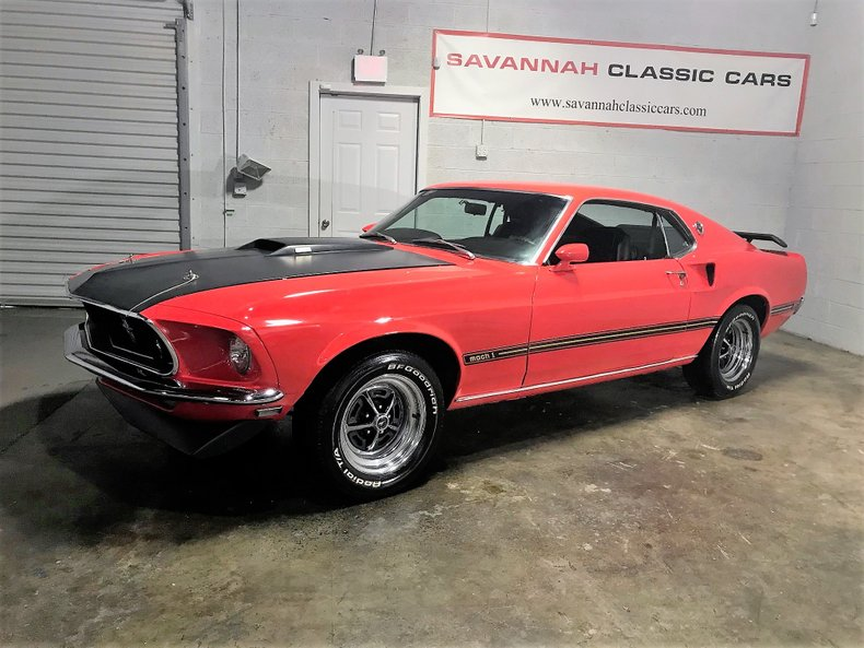 1969 Ford Mustang