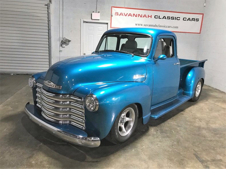 1954 GMC 5-Window Pickup