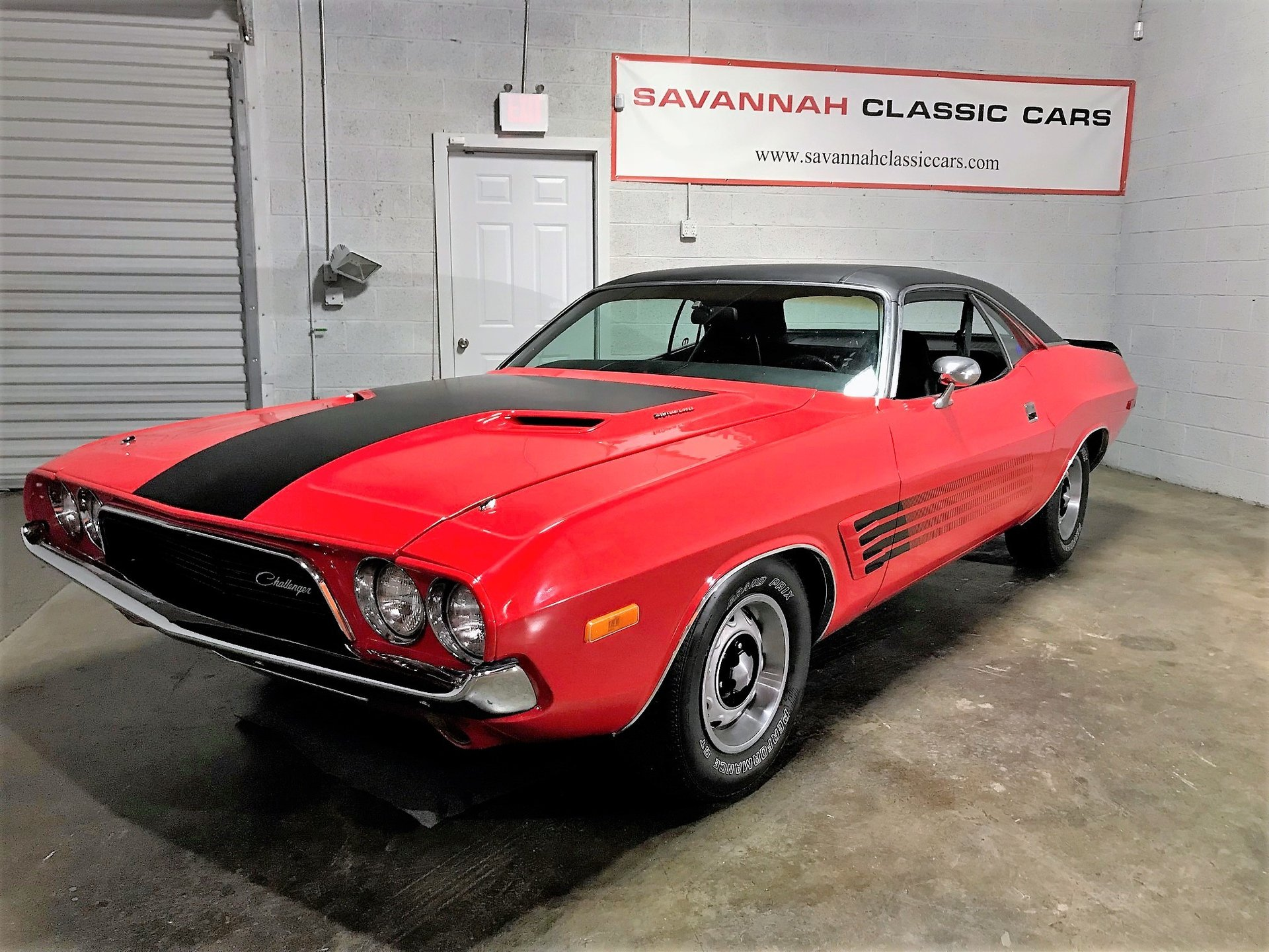 1973 Dodge Challenger Savannah Classic Cars