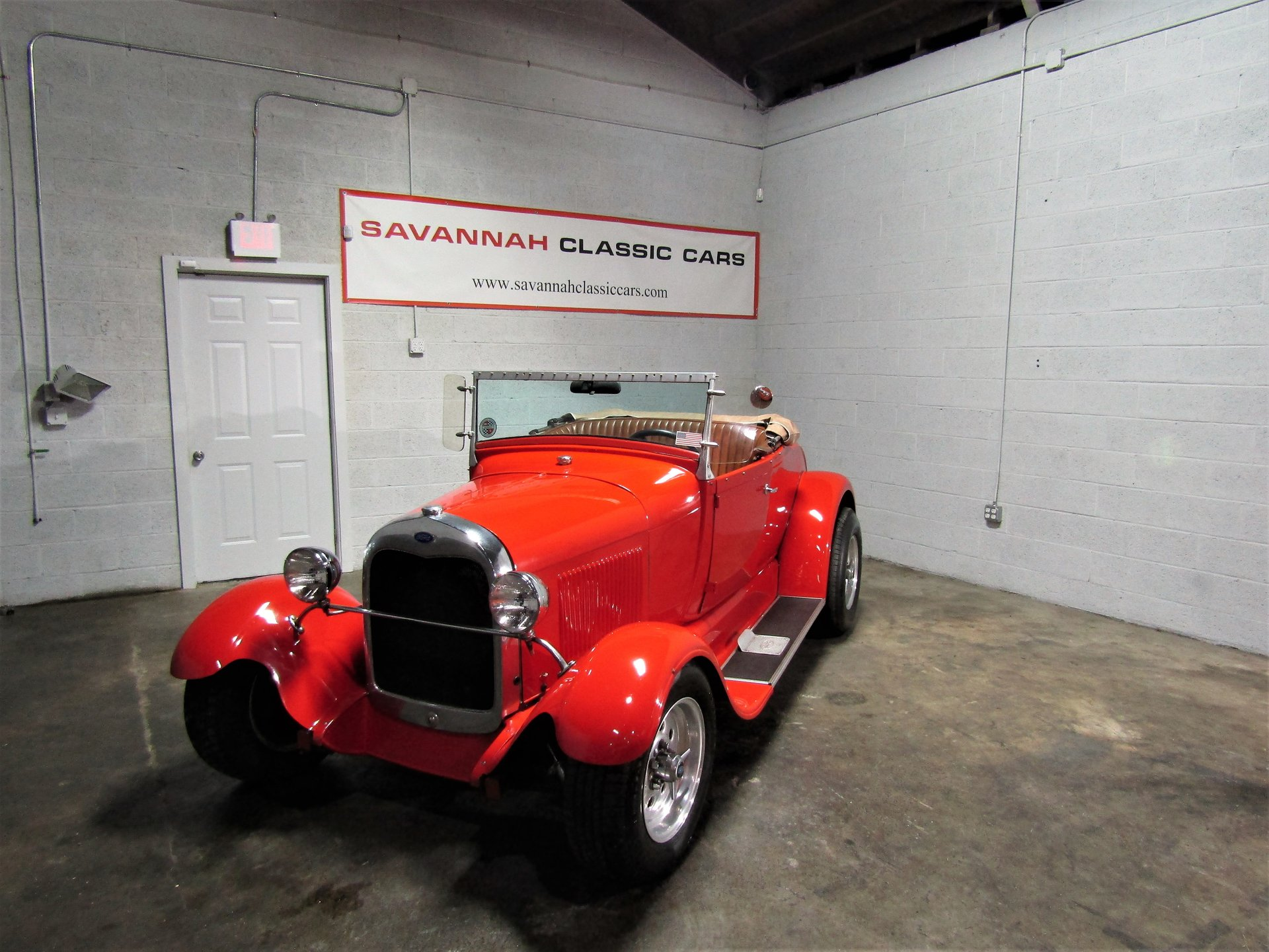 1929 ford a hot rod