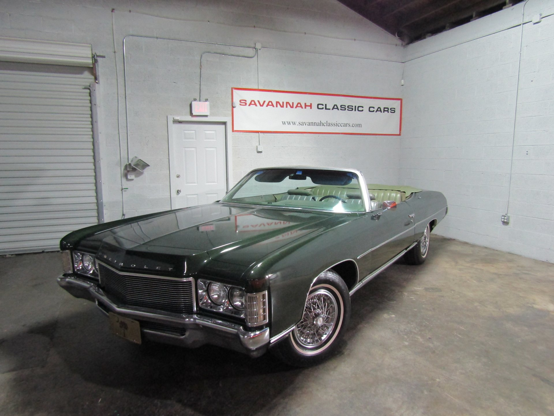 1971 Chevrolet Impala Savannah Classic Cars