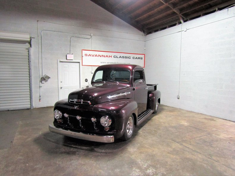 1951 Ford F1