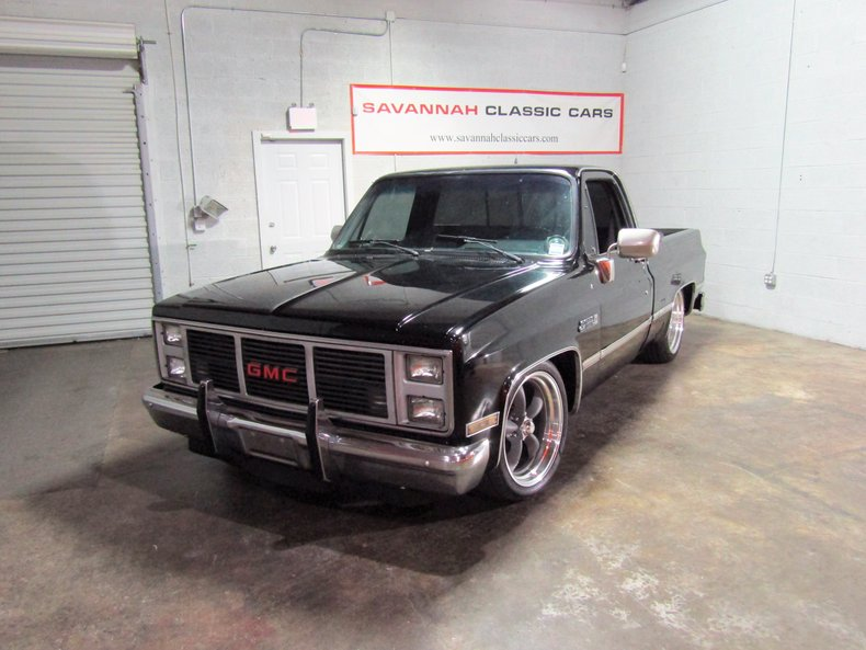 1987 GMC High Sierra