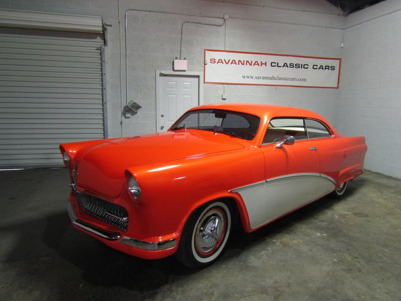 1950 Ford Custom For Sale