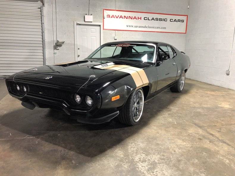 1972 Plymouth GTX For Sale