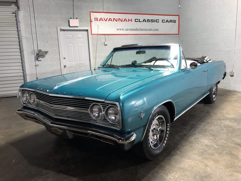 1965 Chevrolet Chevelle For Sale