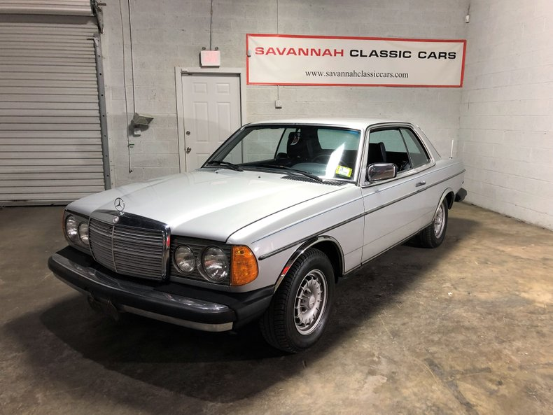 1979 Mercedes-Benz 300 For Sale