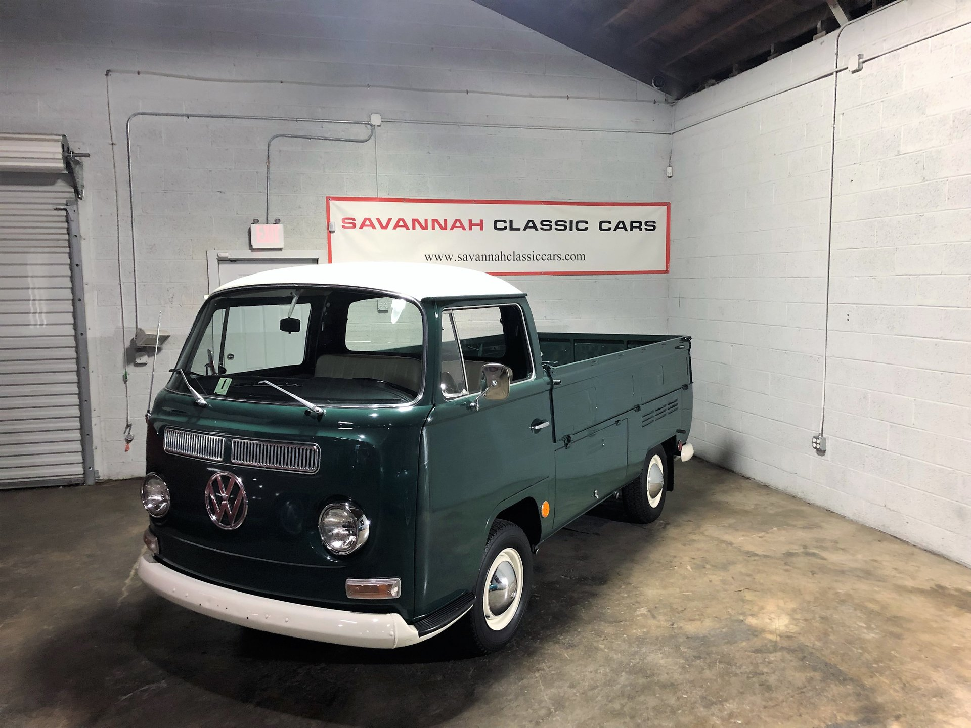 1969 volkswagen type 2 pick up