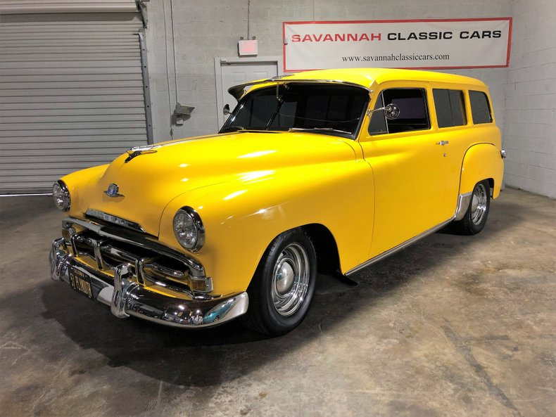 1951 Plymouth Suburban Sport For Sale