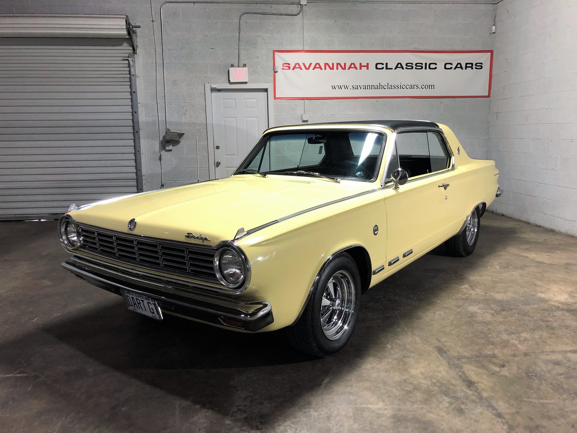 1965 dodge dart charger