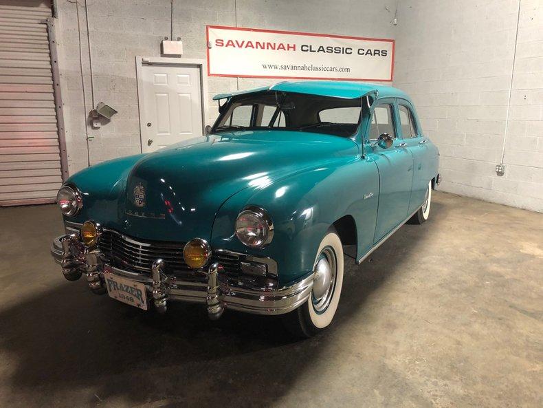 1948 Frazer Sedan