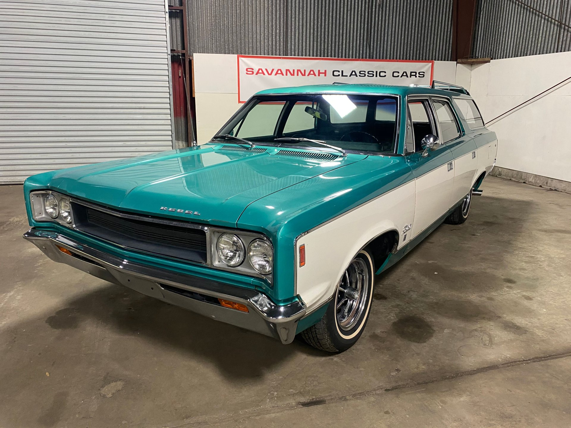 1968 amc rebel 770