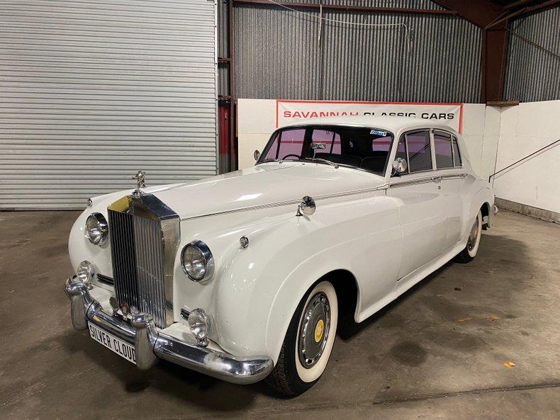1961 Rolls-Royce Silver Cloud