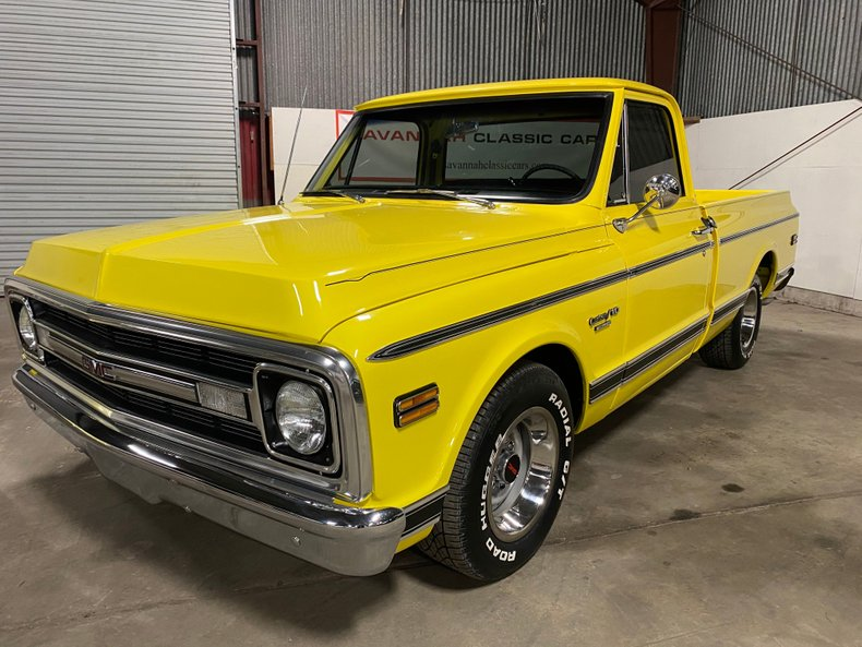 1969 GMC C10