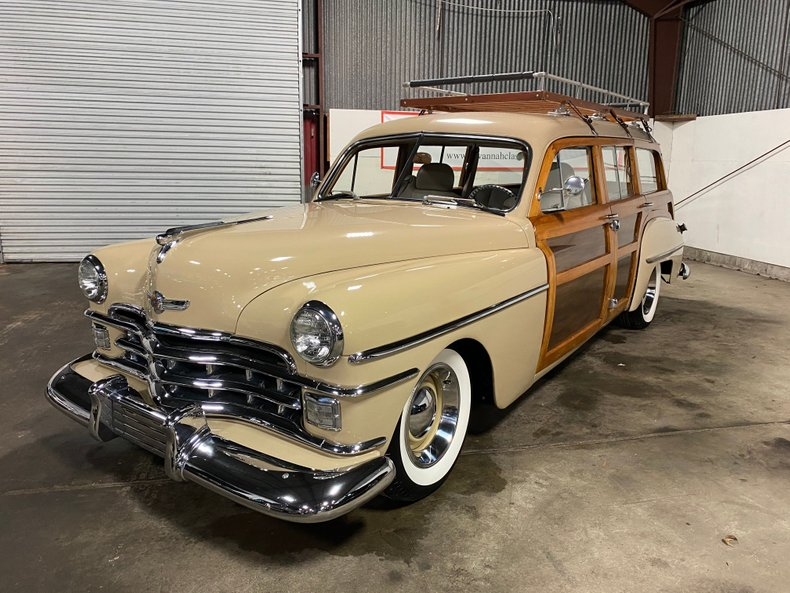 1950 Chrysler Royal