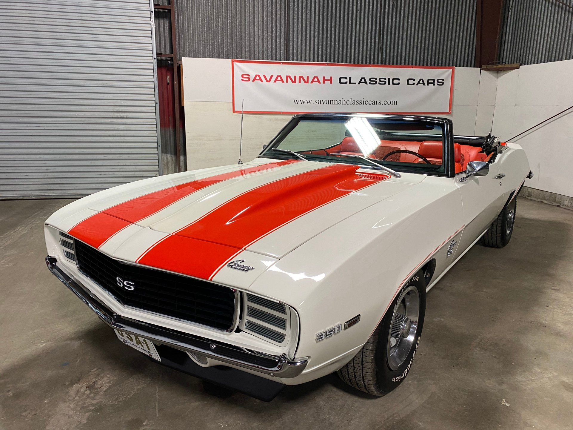 1969 chevrolet camaro indy sport rs ss