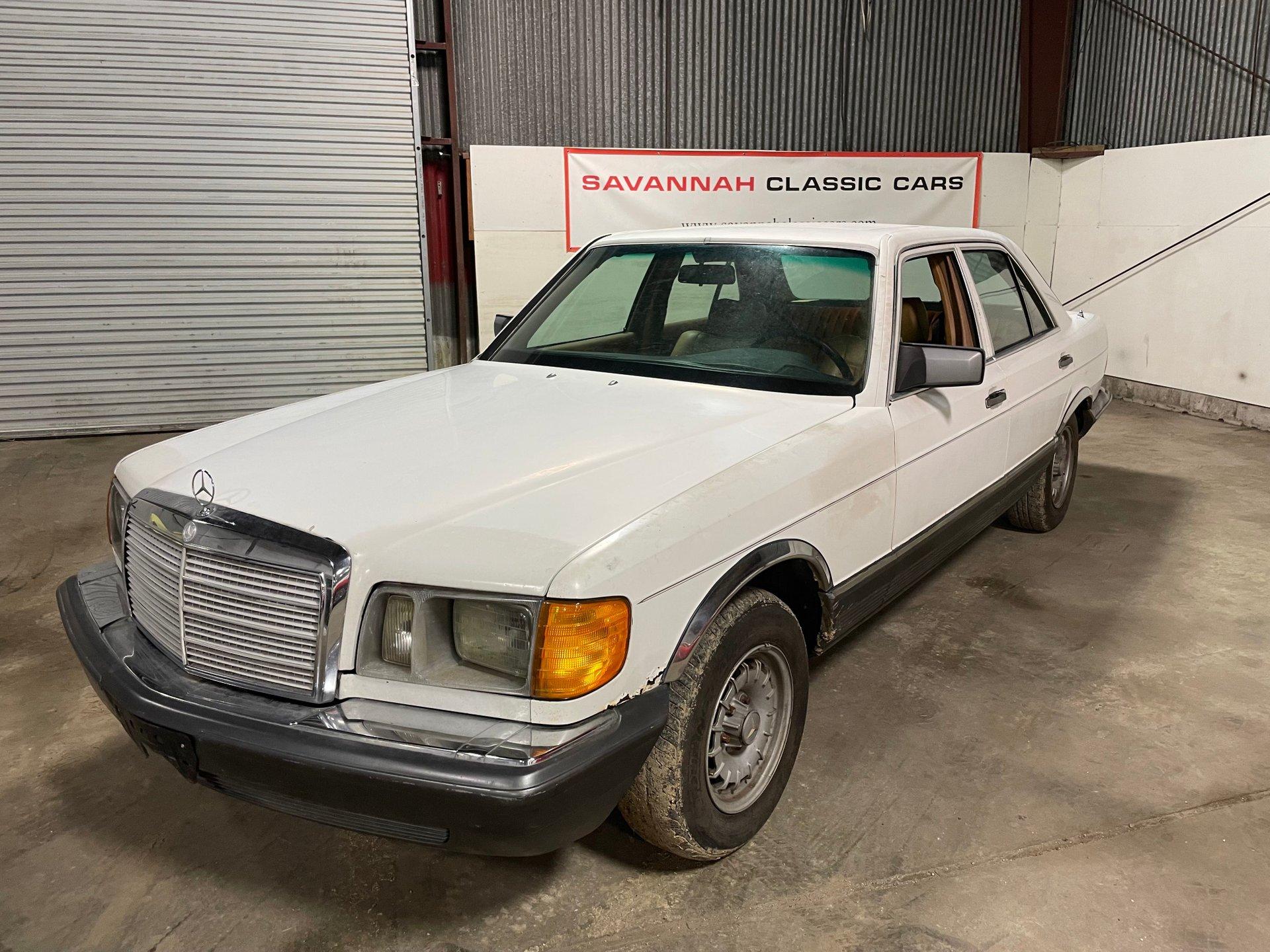 1981 mercedes benz 300 sd