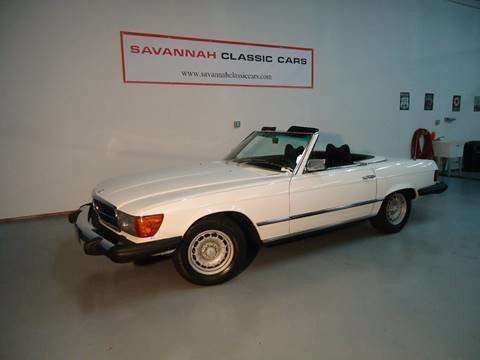 1979 mercedes benz 450 sl