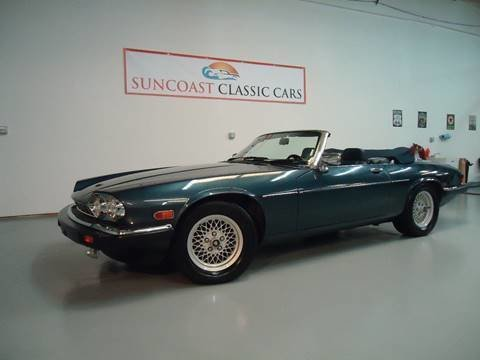 1989 jaguar xj series convertible