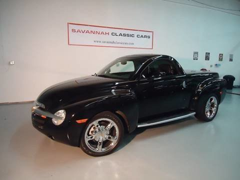 2005 chevrolet ssr ls 2dr regular cab convertible rwd sb