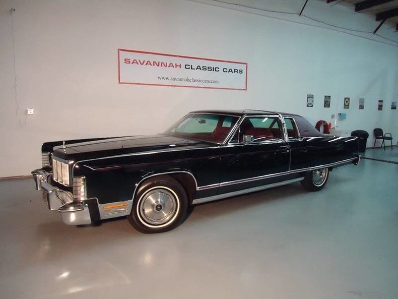 1976 Lincoln Town Car Savannah Classic Cars