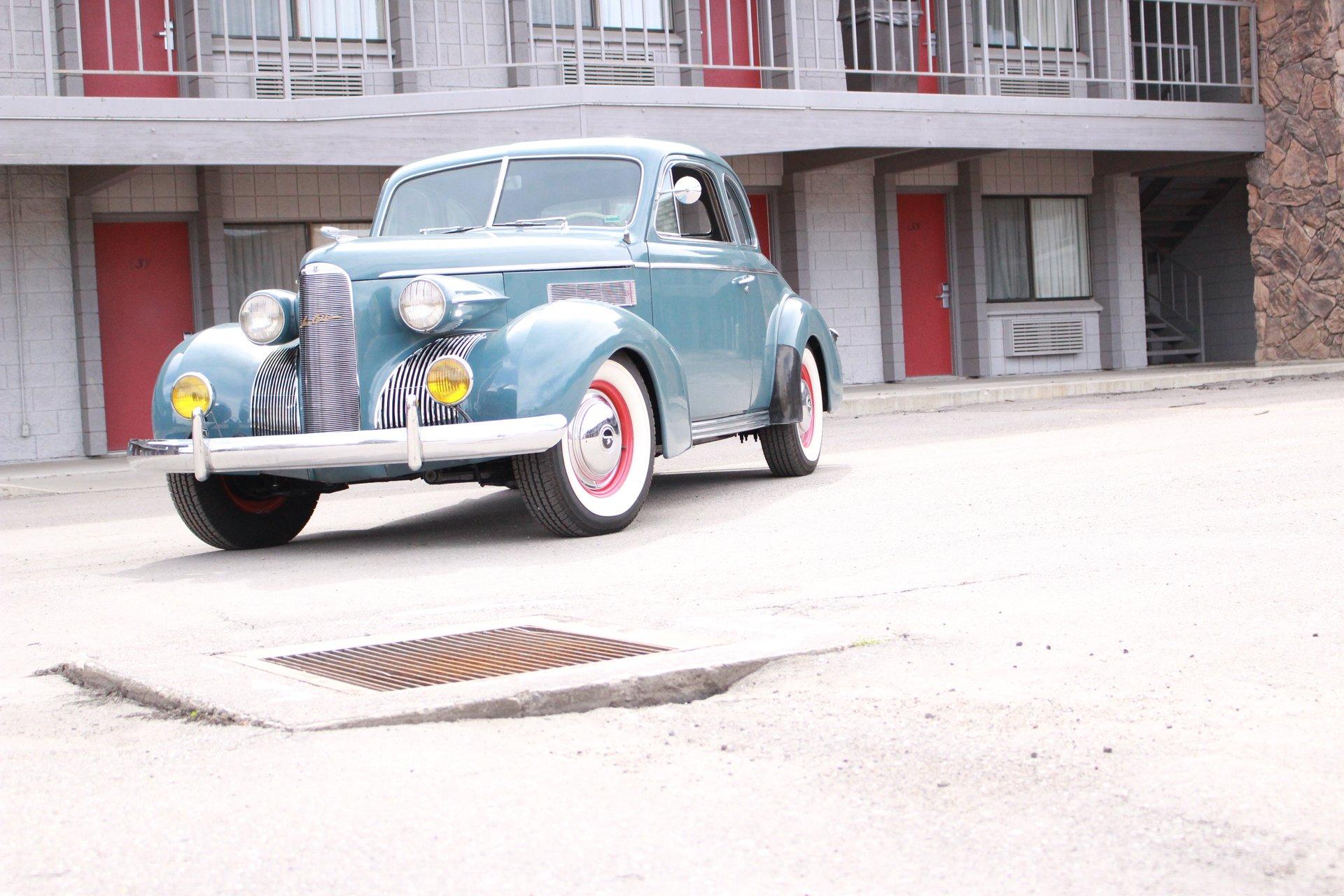 1939 la sale 5027 doctor s coupe