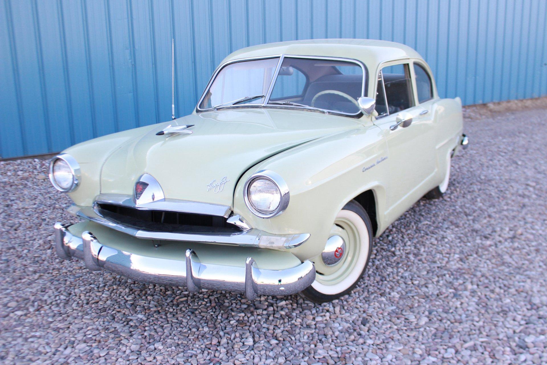 1953 henry j corsair deluxe