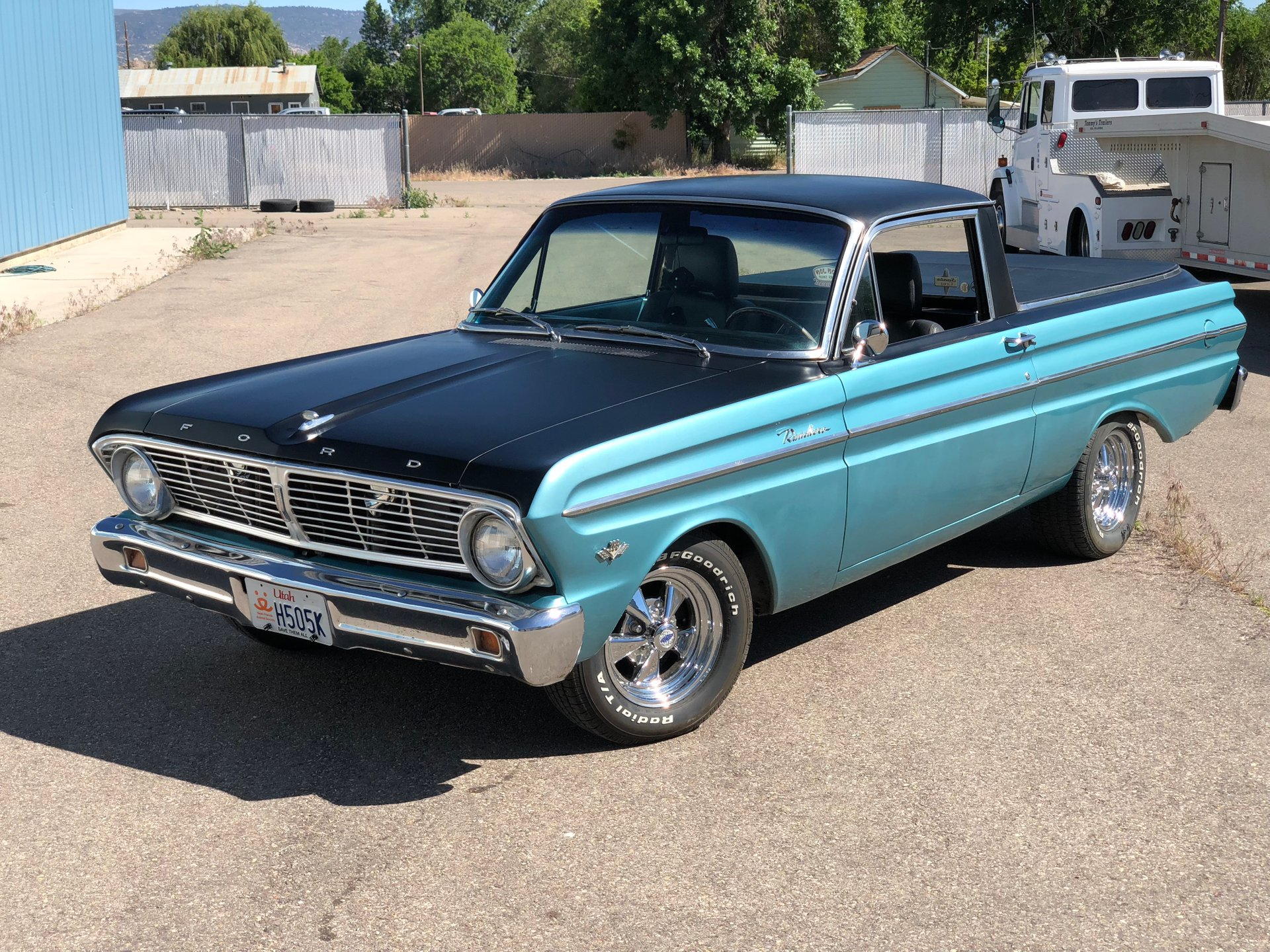 1965 ford falcon ranchero for sale