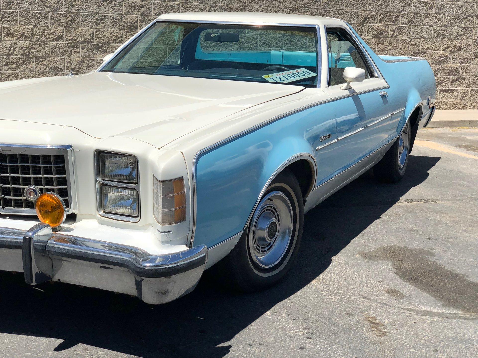 1979 Ford Ranchero | Salt City Classics