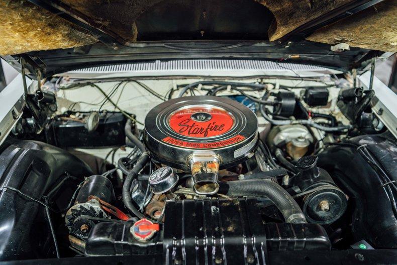 1962 Oldsmobile Starfire 101