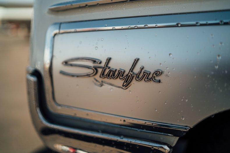 1962 Oldsmobile Starfire 119