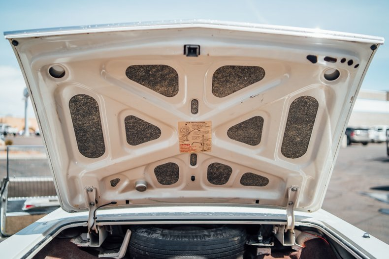 1962 Oldsmobile Starfire 138