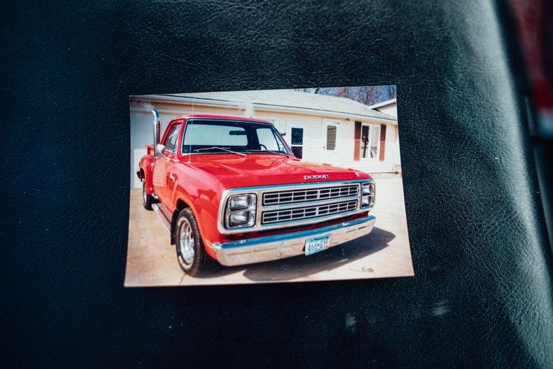 1979 Dodge D150 Li'l Red Express 34