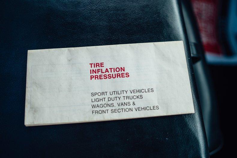 1979 Dodge D150 Li'l Red Express 36