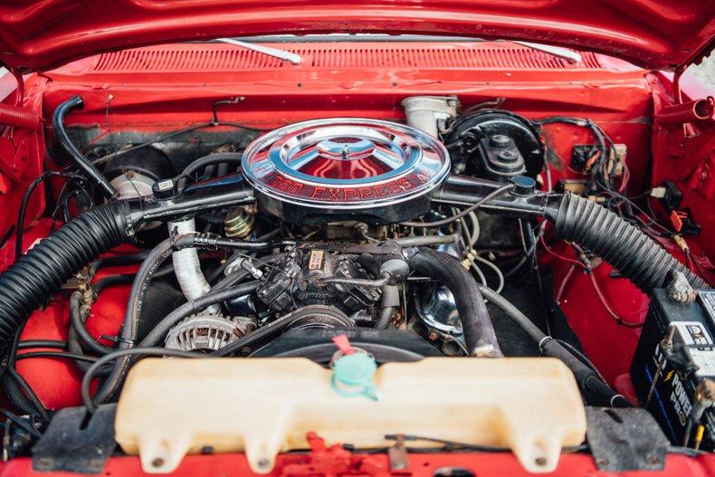 1979 Dodge D150 Li'l Red Express 37
