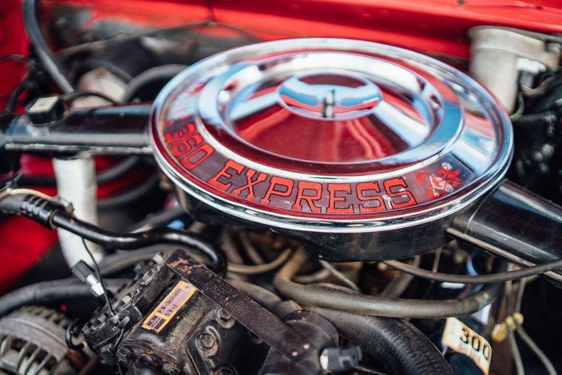 1979 Dodge D150 Li'l Red Express 38