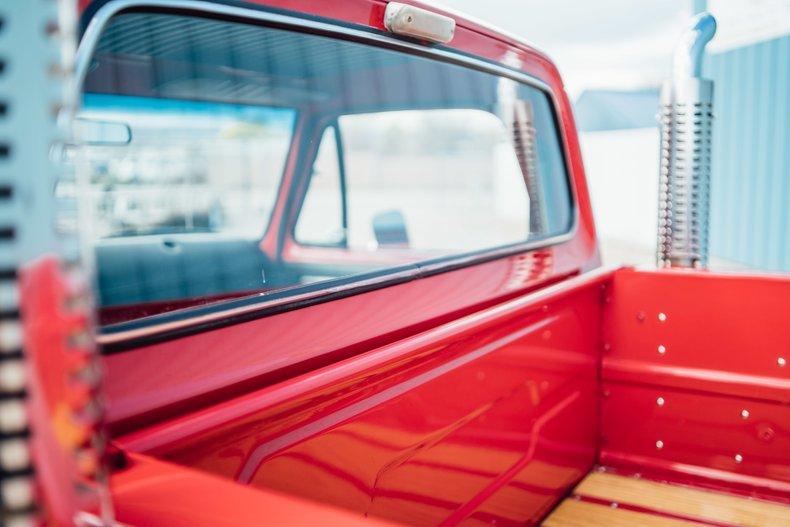 1979 Dodge D150 Li'l Red Express 55