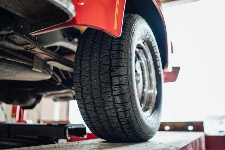 1979 Dodge D150 Li'l Red Express 81