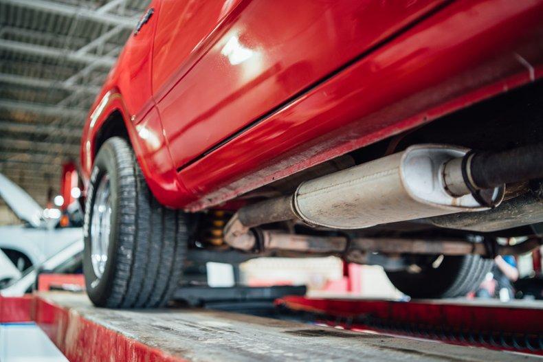 1979 Dodge D150 Li'l Red Express 82