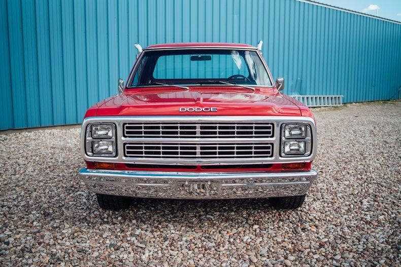 1979 Dodge D150 Li'l Red Express 2