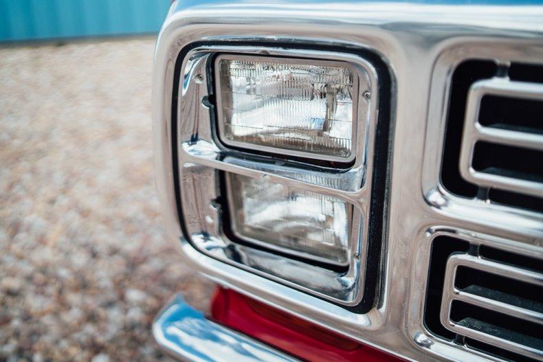 1979 Dodge D150 Li'l Red Express 10