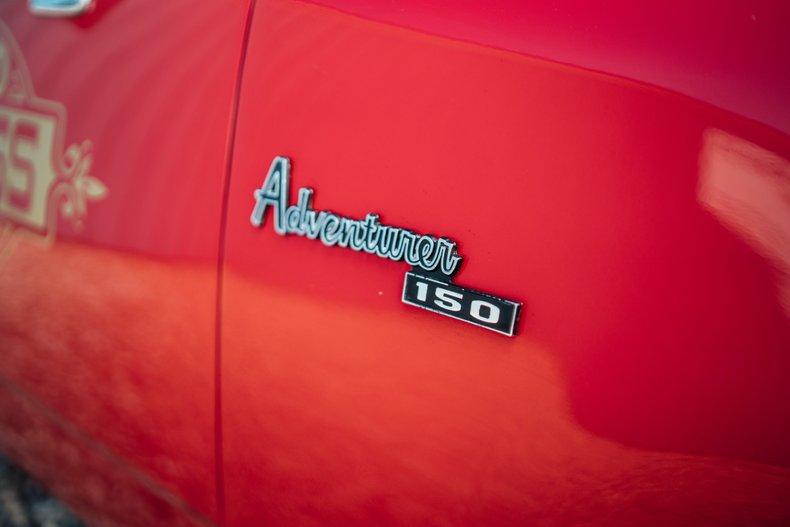 1979 Dodge D150 Li'l Red Express 20
